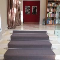 Sisalteppich - Stiegenteppich