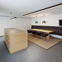 Moderner Sisalteppich Küche