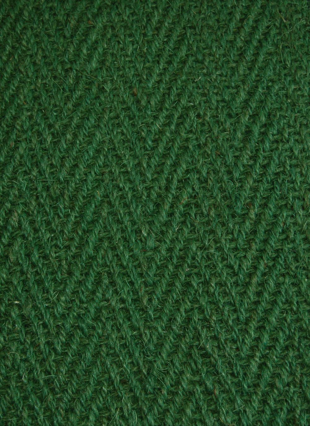 Kokosteppich Grün