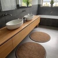 Kokosteppich Badezimmer