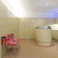 Kokosteppich Büro