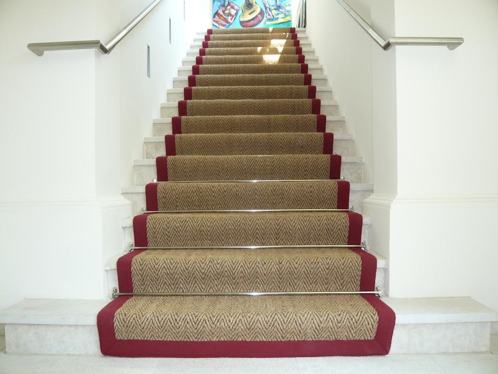 Treppenteppich Gembinski Teppiche