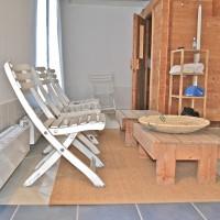 Teppich Sauna