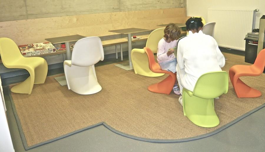 Teppich Sonderform