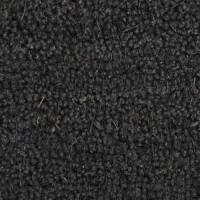 Schmutzschleuse Kokos Schwarz 17mm