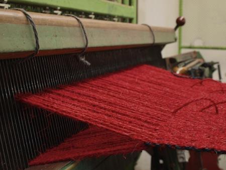 Kokosfaser Rot