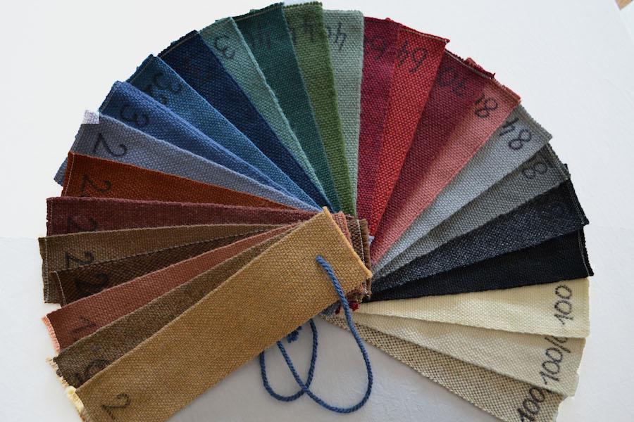 Borten Farben