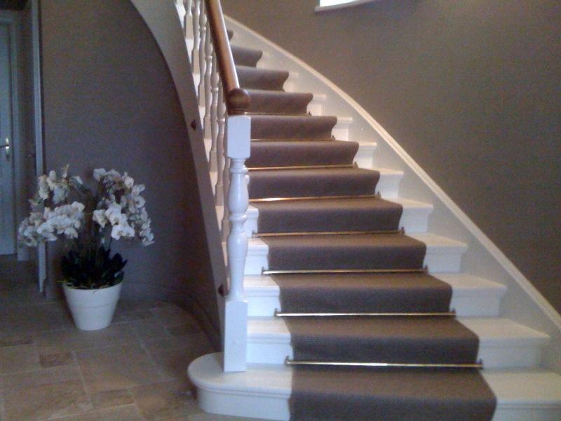 treppenteppich sisall ufer gembinski teppiche. Black Bedroom Furniture Sets. Home Design Ideas