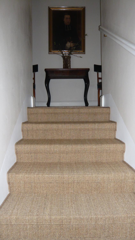 teppichfliesen treppe