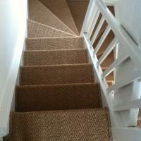Treppenhaus Teppiche