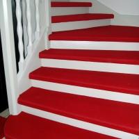 Treppenhaus Teppich
