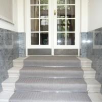 Eingang Überdacht Teppich