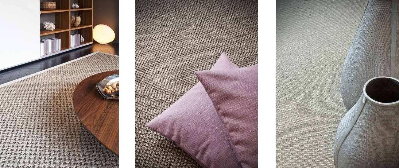 Teppiche nach Maß Sisalteppich