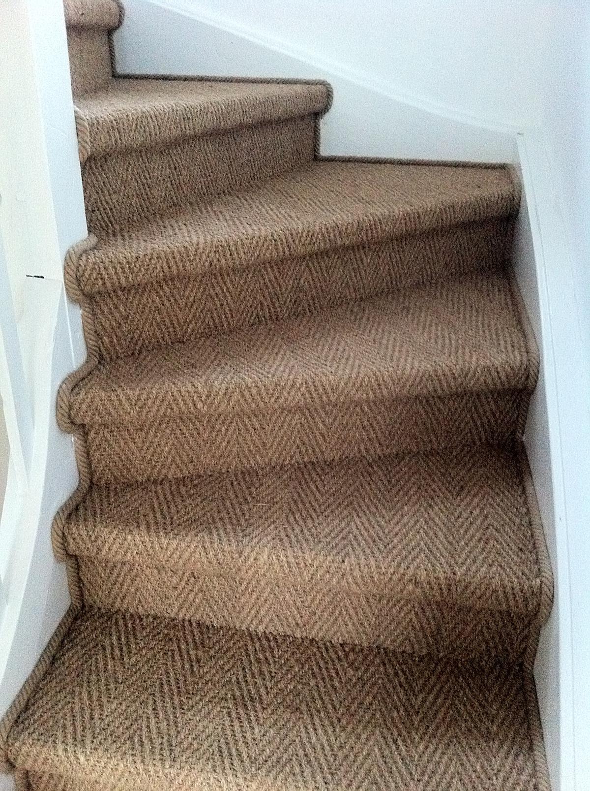 Stiegenteppich Gembinski Teppiche
