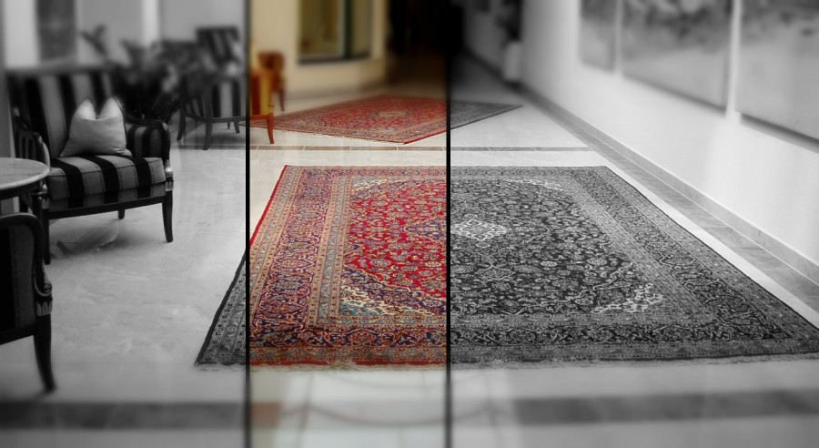 Perser Orient Teppiche
