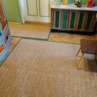 Teppich Kokos weiss
