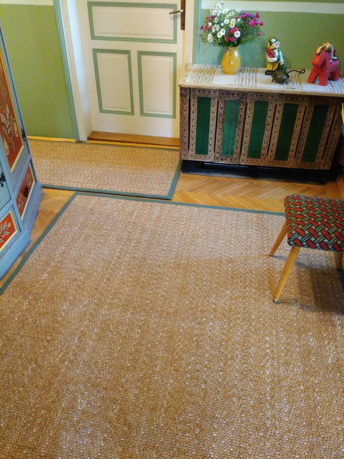 Kokosteppich  Gembinski Teppiche